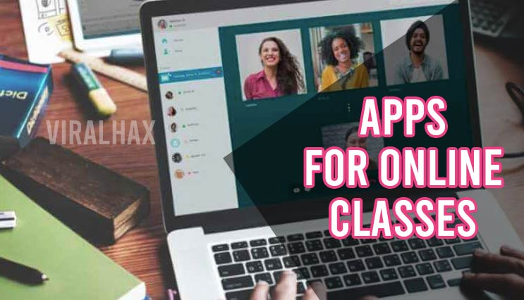 Apps for Online Classes