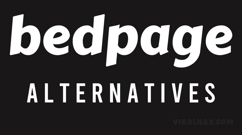 Bedpage Alternatives