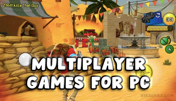 Best Multiplayer Games For PC