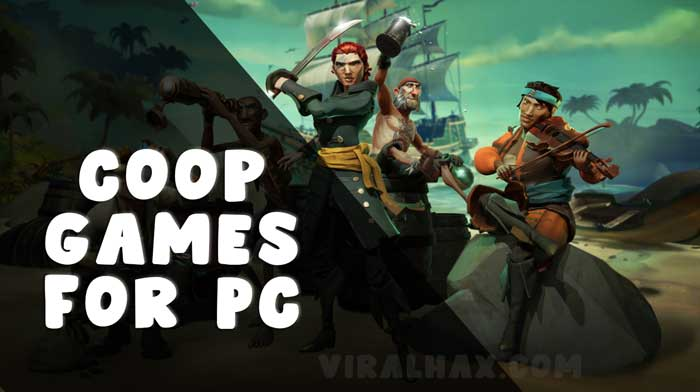 Best Coop Games For PC