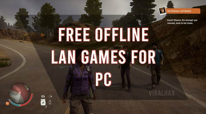 Free Offline LAN Games For PC