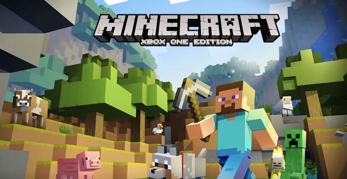 Minecraft xbox one split screen