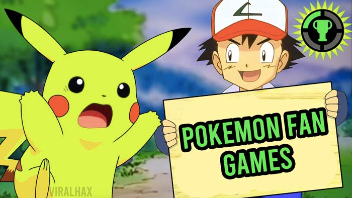 Best Ever Pokemon Fan Games