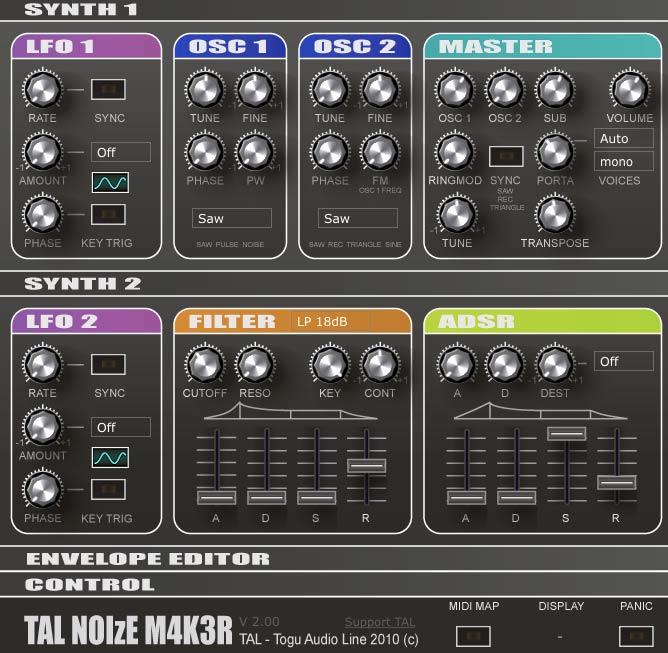 TAL - Noisemaker