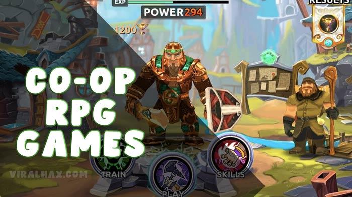 Best co-op RPG Games