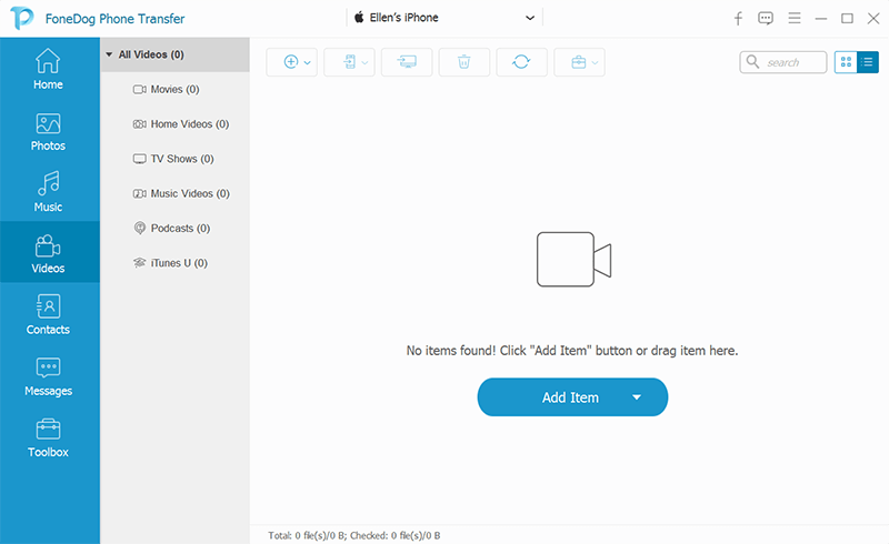 A Complete Guide on How to Transfer Files from PC to iPhone