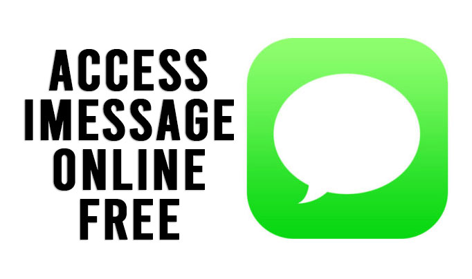 Access iMessage Online FREE
