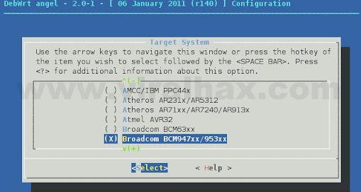DebWRT Firmware