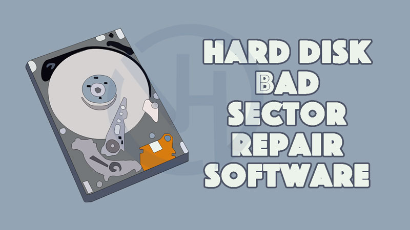 Hard Disk Bad Sector Repair Software