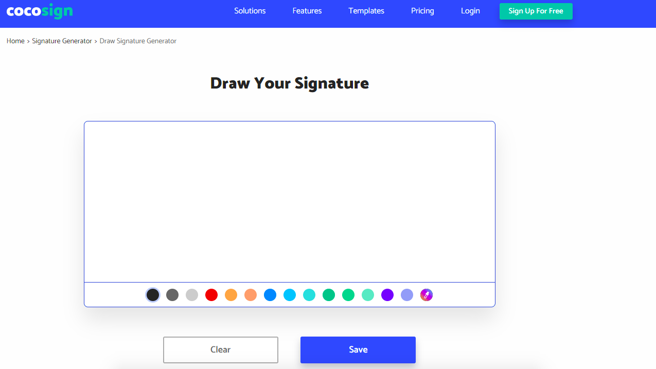 How to Create Digital Signature Online for Free with A Signature Generator?