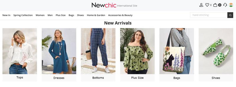 www.newchic.in