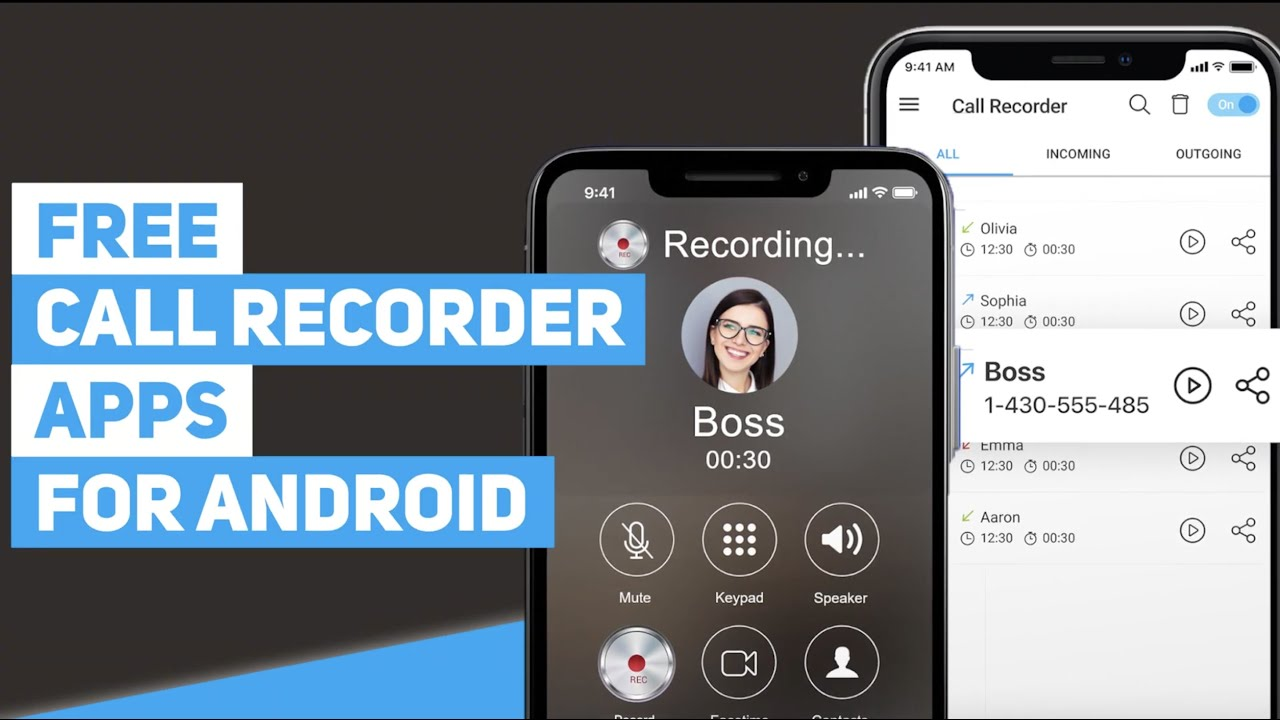 5 Best Free Call Recording Apps For Android of 2021