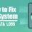 How to Fix iOS System (No Data Loss) – Joyoshare UltFix